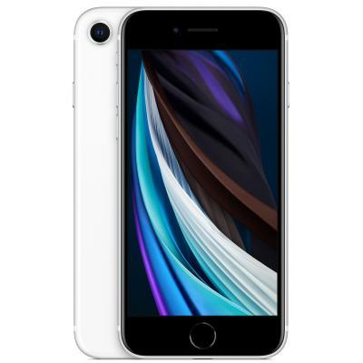 Мобильный телефон Apple iPhone SE (2020) 64Gb White (MX9T2FS/A)