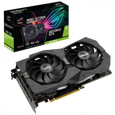 Видеокарта ASUS GeForce GTX1660 SUPER 6144Mb ROG STRIX GAMING (ROG-STRIX-GTX1660S-6G-GAMING)