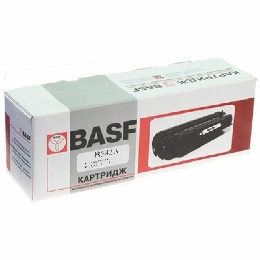 Картридж BASF для HP CLJ CP1215 Magenta (KT-CB543A)