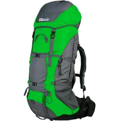 Рюкзак туристический Terra Incognita Titan 60 зеленый/серый