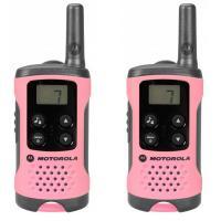 Портативна рація Motorola TLKR T41 Pink (P14MAA03A1BN)