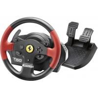 Кермо ThrustMaster T150 Ferrari Wheel with Pedals (4160630)