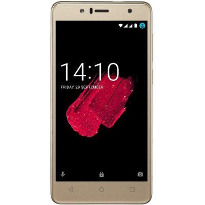 Мобильный телефон PRESTIGIO MultiPhone 5520 Grace B5 DUO Gold (PSP5520DUOGOLD)