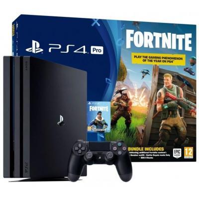 Ігрова консоль SONY PlayStation 4 Pro 1TB + (Fortnite) (9724117)