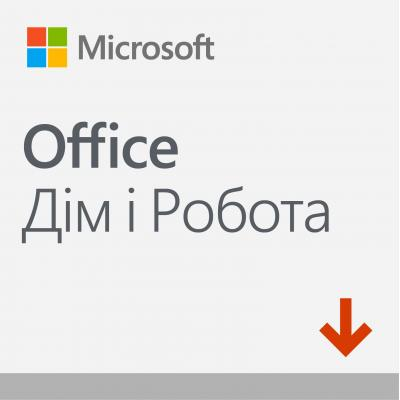 Офисное приложение Microsoft Office 2019 Home and Business Ukrainian Medialess (T5D-03278)