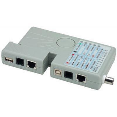 Тестер кабельный RX-1000 EvroMedia