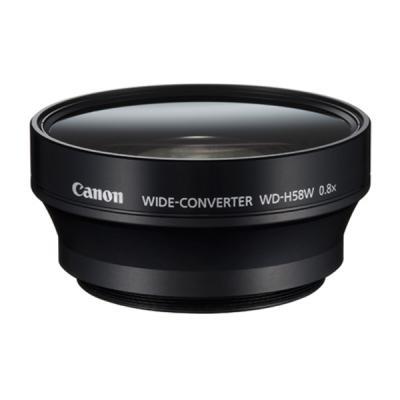 Широкоугольльный конвертер Canon WD-H58W (4892B001)