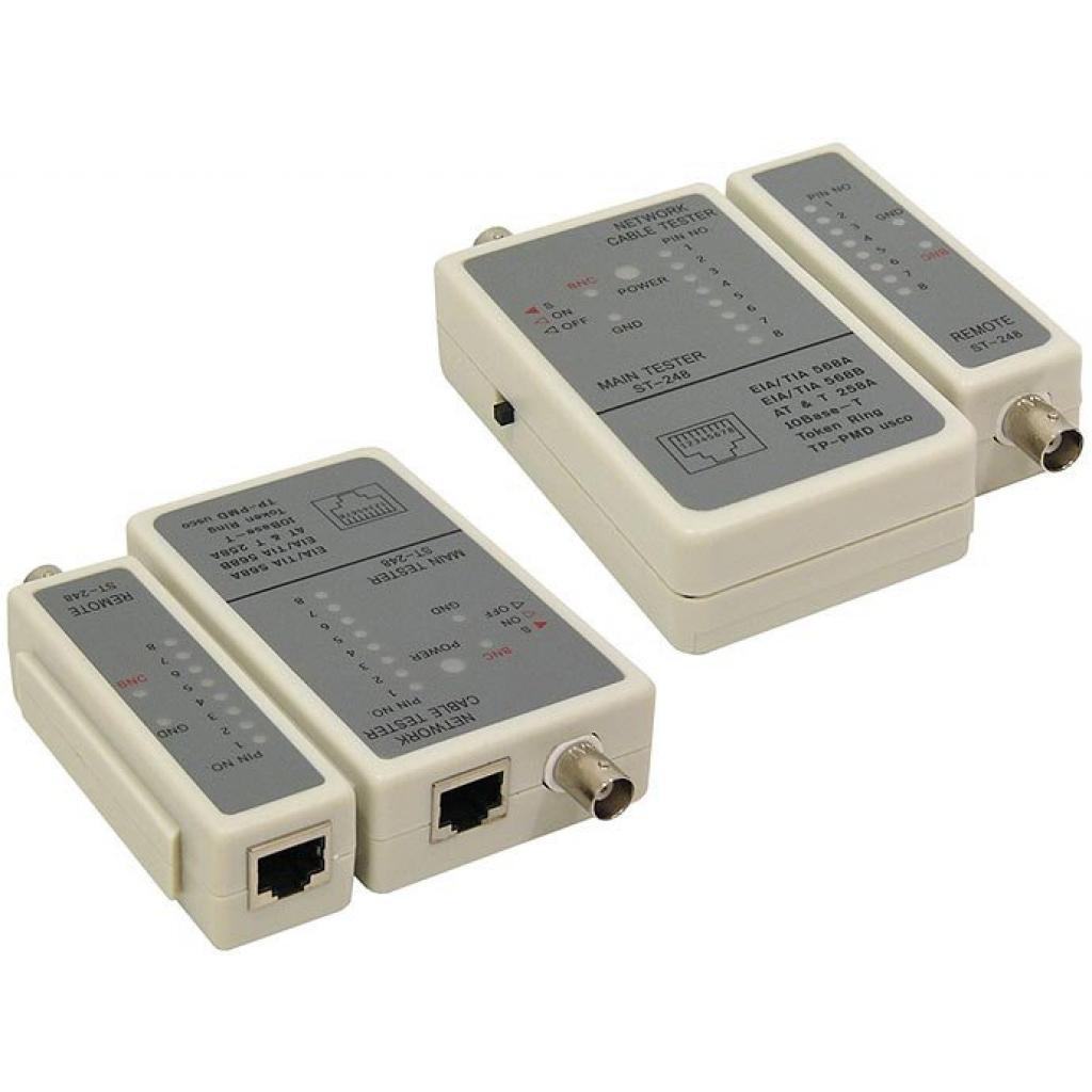 Тестер кабельный Cablexpert NCT-1