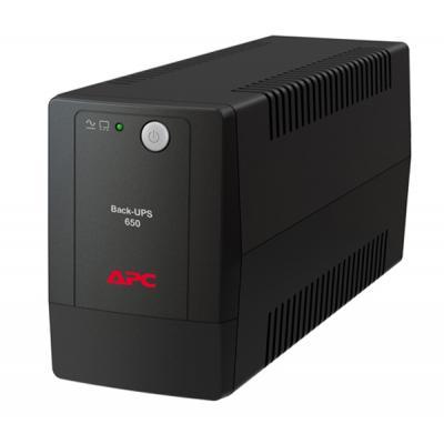 Источник бесперебойного питания APC Back-UPS 650VA, GR (BX650LI-GR)