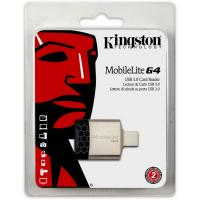 Считыватель флеш-карт Kingston MobileLite Gen 4 (FCR-MLG4)