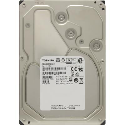 "Жесткий диск 3.5"" 6TB TOSHIBA (MG04ACA600E)"