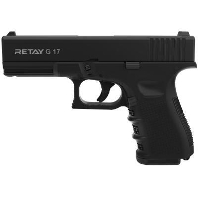 Стартовый пистолет Retay G17 Black (X314209B)
