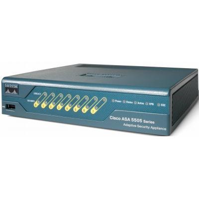 Файрвол Cisco ASA5505-SEC-BUN-K9
