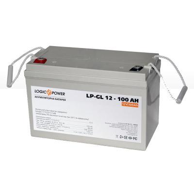Батарея к ИБП LogicPower GL 12В 100 Ач (2323)