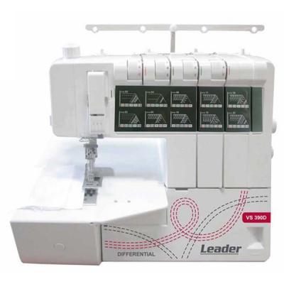 Коверлок Leader VS-390D