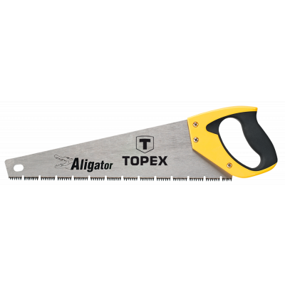 Ножовка Topex по дереву, 450 мм,