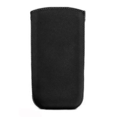 Чехол для моб. телефона ART Fly DS106 Leather Pouch Matte/black (00-00008228)