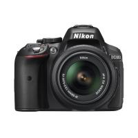 Цифровий фотоапарат Nikon D5300 18-140 black kit (VBA370KV02/VBA370K002)