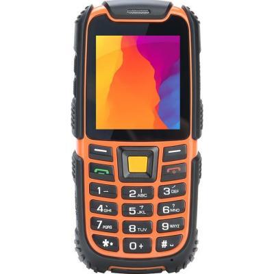 Мобильный телефон Nomi i242 X-Treme Black-Orange