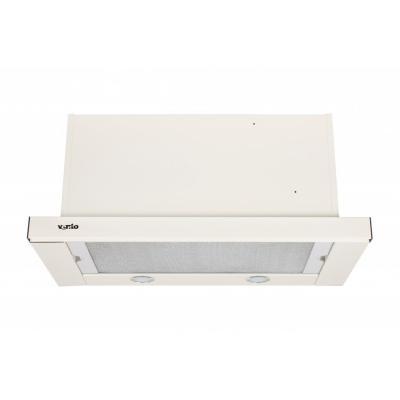 Вытяжка кухонная VENTOLUX GARDA 60 CREMA (1100) SMD LED