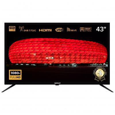 Телевизор SATELIT 43F9000T