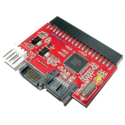 Конвертор Dynamode IDE--SATA - SATA--IDE (IDE-SATA-SI)