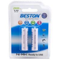 Аккумулятор BESTON AA 2500mAh Ni-MH, RTU * 2 (AAB1837)