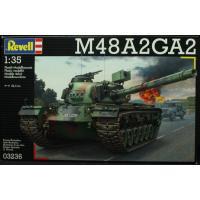 Сборная модель Revell Танк M48 A2GA2 1:35 (3236)
