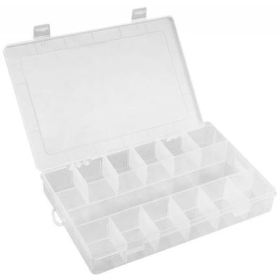 Ящик для инструментов Topex органайзер 27.3 x 18.8 x 4.4 см (79R177)