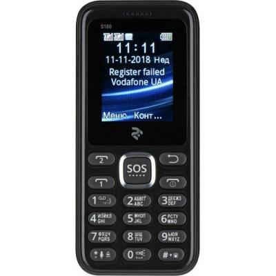 Мобильный телефон 2E S180 Blue (680051628653)
