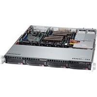 Серверна платформа Supermicro CSE-813MFTQ-R400CB