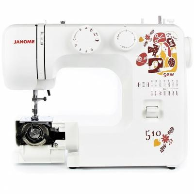 Швейная машина JANOME Sew Dream 510 (J-SEWDREAM510)