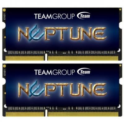 Модуль памяти для ноутбука SoDIMM DDR3 8GB (2x4GB) 2133 MHz Neptune Team (TND3L8G2133HC11DC-S01)