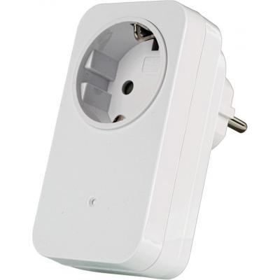 Выключатель беспроводной Trust AC-1000 Wall socket switch (<1000W) (71002)