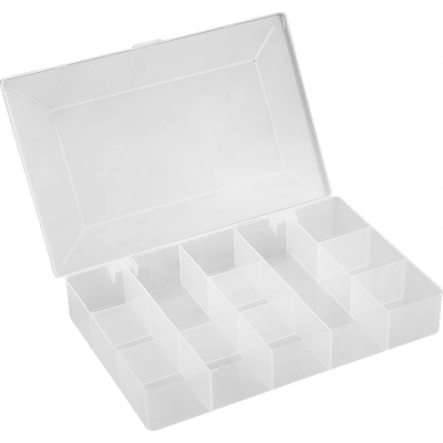 Ящик для инструментов Topex органайзер 22.6 x 15.4 x 3.7 см (79R176)