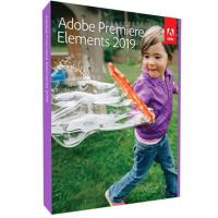 ПЗ для мультимедіа Adobe Premiere Elements 2019 2019 Multiple English AOO License TLP (65292657AD01A00)