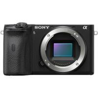 Цифровий фотоапарат SONY Alpha 6600 body Black (ILCE6600B.CEC)