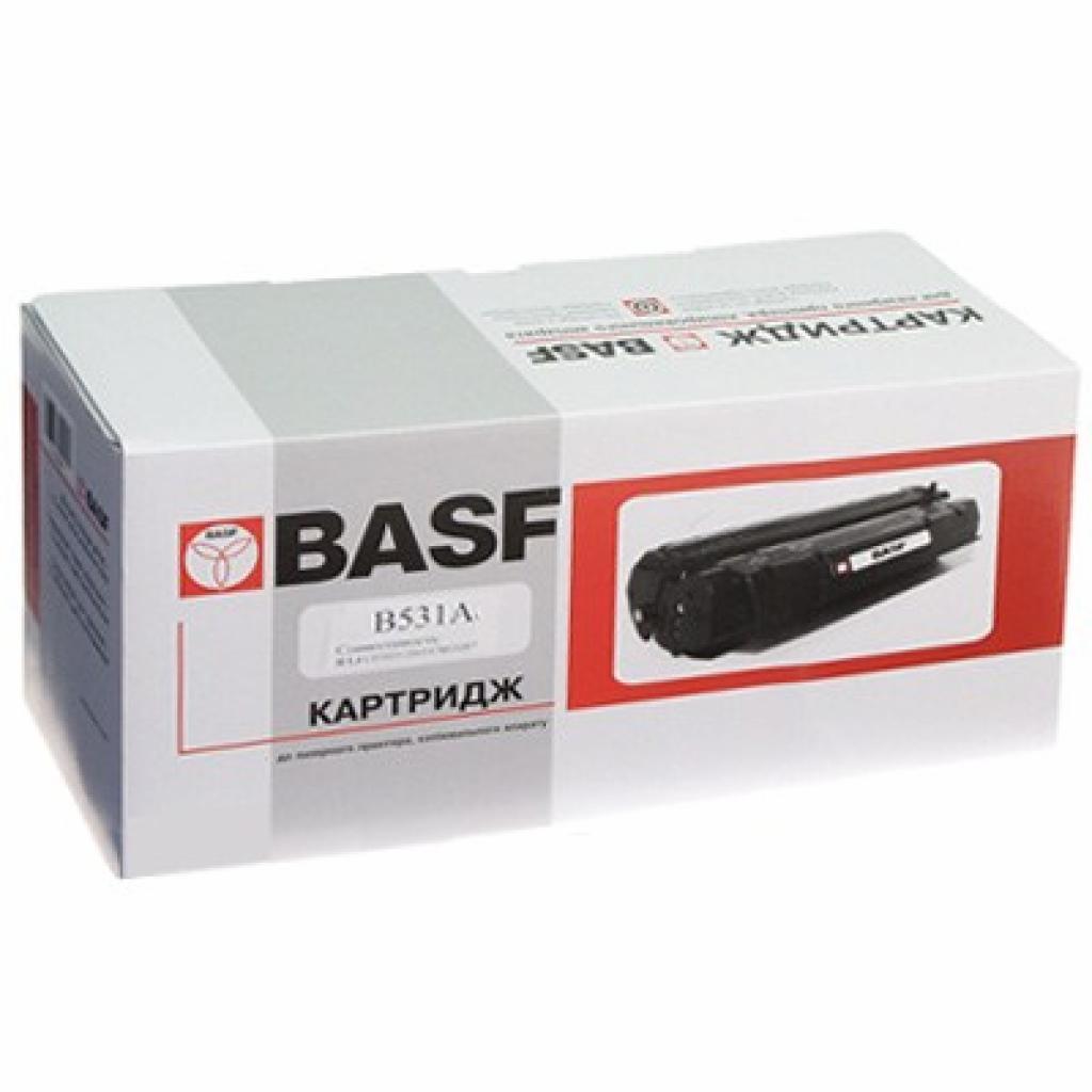 Картридж BASF для HP CLJ CP2025/CM2320 Cyan (B531A)