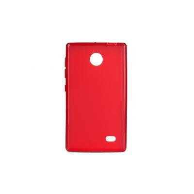 Чехол для моб. телефона Drobak для Nokia X/Elastic PU/Red (215119)