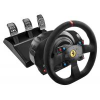 Кермо ThrustMaster PC/PS4®/PS3® T300 Ferrari Integral RW Alcantara edition (4160652)