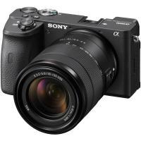 Цифровий фотоапарат SONY Alpha 6600 kit 18-135 Black (ILCE6600MB.CEC)