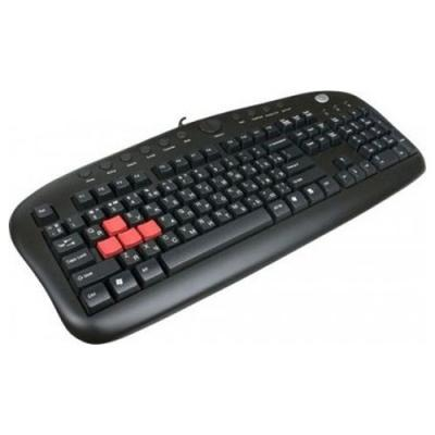 Клавиатура A4-tech KB-28 Game master (KB-28G-USB)