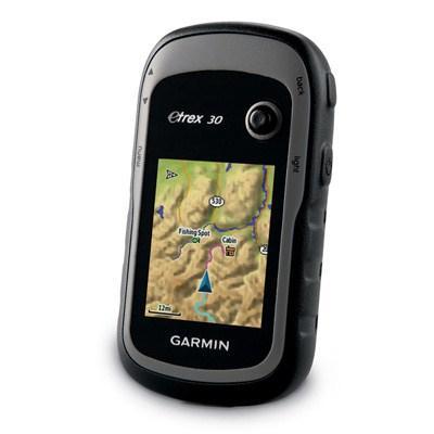 Персональный навигатор Garmin eTrex 30 Navlux (010-00970-20 N)