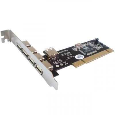 Контроллер PCI to USB ST-Lab (U-166)