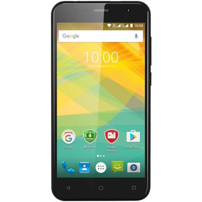 Мобильный телефон PRESTIGIO MultiPhone 3512 Muze B3 DUO Black (PSP3512DUOBLACK)