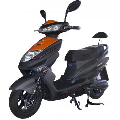 Электроскутер Aima Power Eagle orange/black (2000984711655)