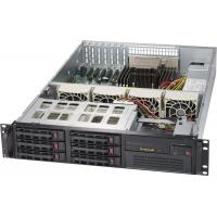 Серверна платформа Supermicro CSE-822T-333LPB