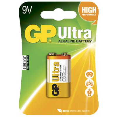 Батарейка 6LF22/6LR61U Krona 9V GP (GP1604AU-U1/GP1604AUP-U1)