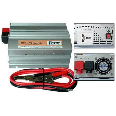 Адаптер автомобильный 12V/220V PORTO 600W (HT-E-600-12)