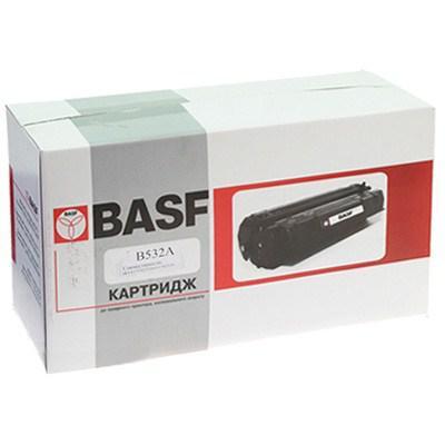 Картридж BASF для HP CLJ CP2025/CM2320 Yellow (B532A)